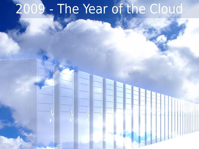 I Clouden eller ikke? Stof til eftertanke...