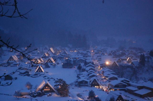 Fondo Escritorio Nevada Navideña: 18 Pueblos Que Parecen Sacados De Un Cuento De Navidad