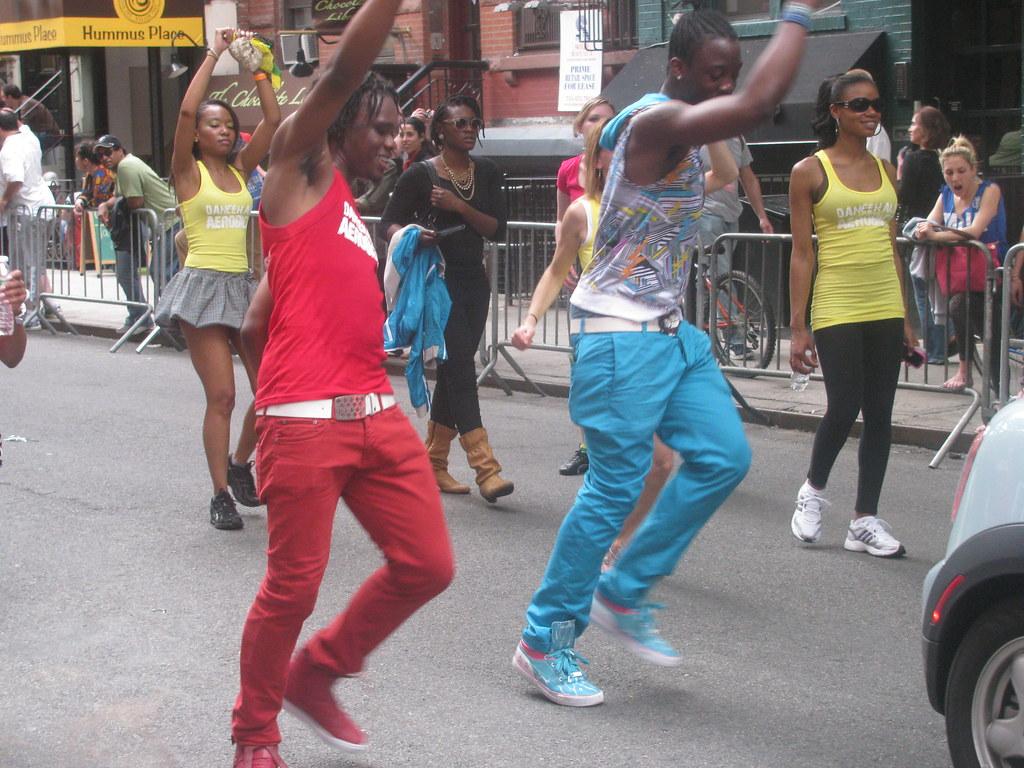 Dancehall Aerobics