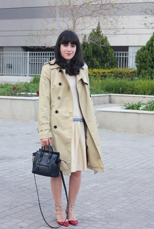שבוע האופנה תל אביב, נעלי ולנטינו, ולנטינו, תיק סלין, בלוג אופנה