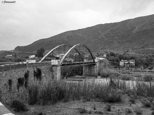 Puente en la AL-7102