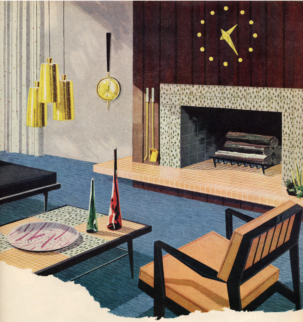 Midcentury Living Room Mid Century Living Rooms All Rooms Living Photos Living Room