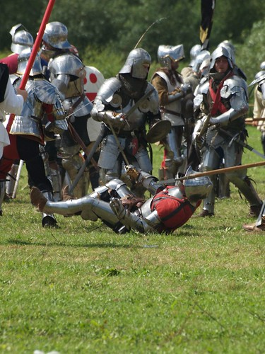 medieval pike