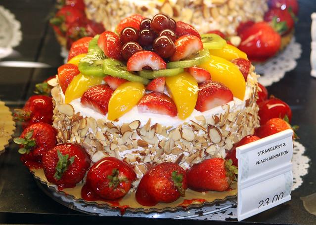 Strawberry Sensation Cake Publix