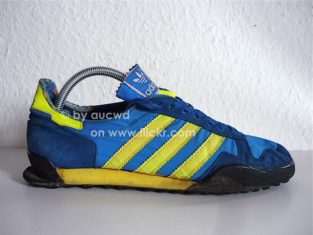 adidas vintage running shoes