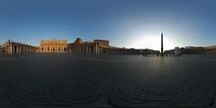 Vatican Sunrise