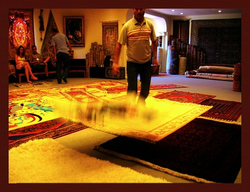 The Magic Flying Carpet
