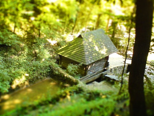 Polish tilt-shift #1