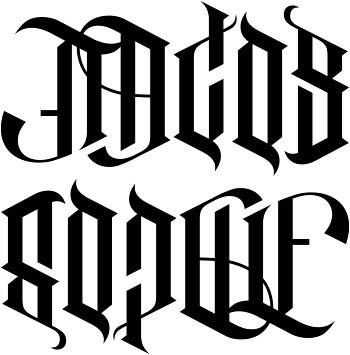 Jacob Name Tattoo Designs