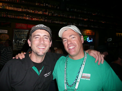 Greg Koch with Nico Freccia, from 21st Amendment