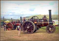 traction engines steam rollers