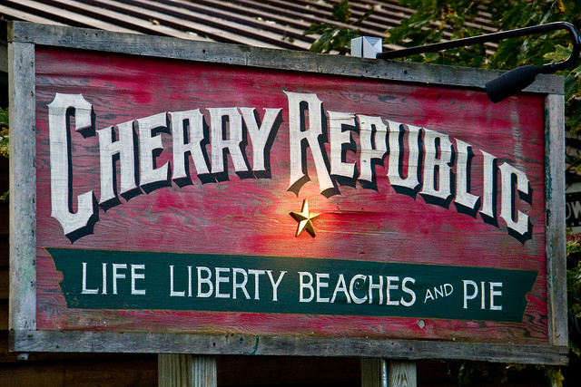 The Republic of Cherry