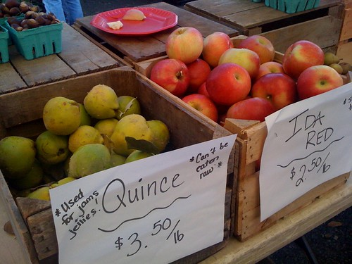 quince from toigo orchards