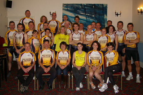 Mid Sussex Triathlon Club - Team