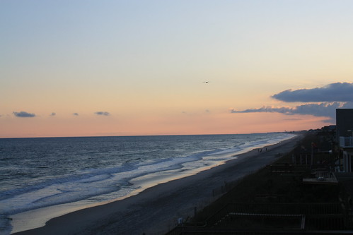 thanksgiving favorites sunsets northcarolina beaches atlanticocean 2009 topsailisland pendercounty