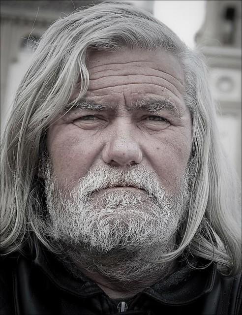 Retrato de un superviviente.