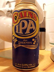 Cains, IPA, England
