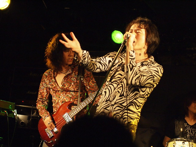 TONS OF SOBS live at Outbreak, Tokyo, 01 May 2011. 090