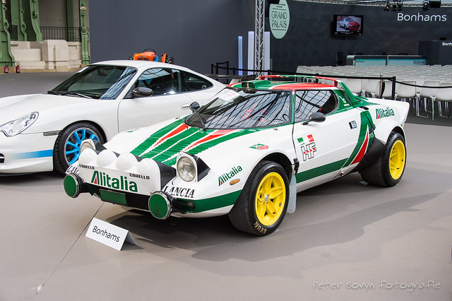 Lancia Stratos Groupe 4 - 1976