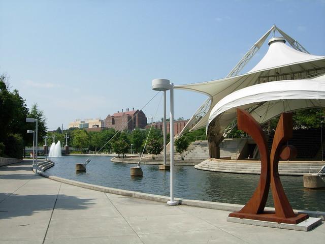 World's Fair Park Amphitheater Knoxville