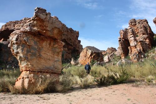 Cederberg - rock formations