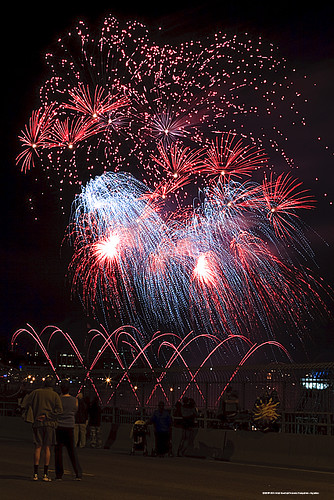 Montreal International Fireworks Competition - 2009 July 18 (Argentina)