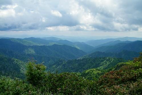 mountains great fork ridge bradley valley smoky appalachian hughes
