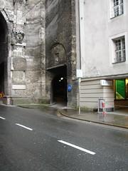 Mönchsberg underground
