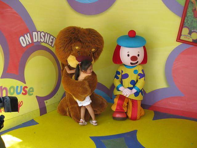 Jojo s circus playhouse disney jojo amp goliath flickr photo