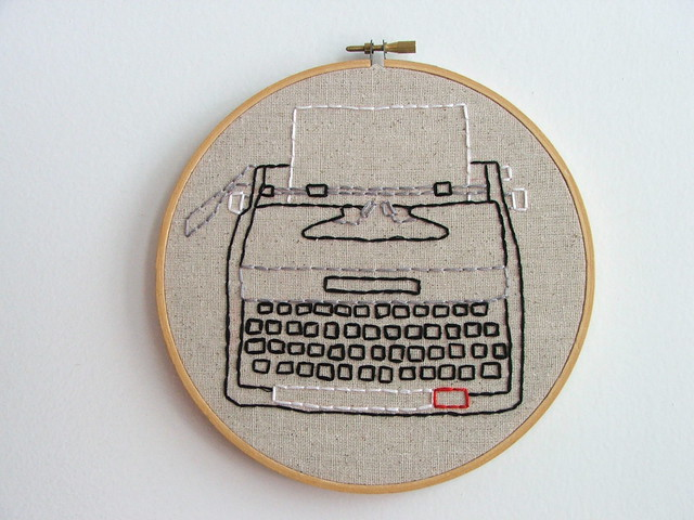 Typewriter Transcription