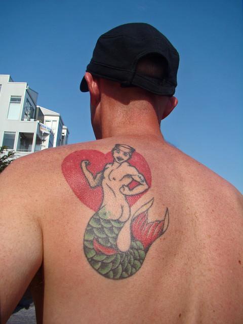 gay tattoos gay solo