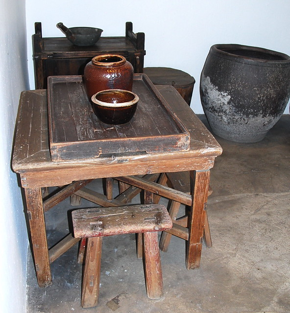 Ancient Chinese Kitchen - A Gallery On Flickr