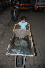 Keeping Bandra Clean by firoze shakir photographerno1