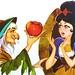 Vintage Snow White by judibird