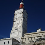 The iconic scientific station at Mount Ventoux