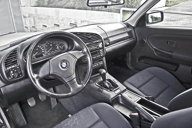 Interior bmw e36 318is flickr photo sharing for Interior bmw e36