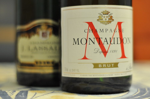 NV Champagne Montaudon