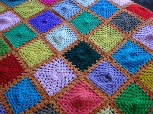 Cubre cama a crochet - Imagui