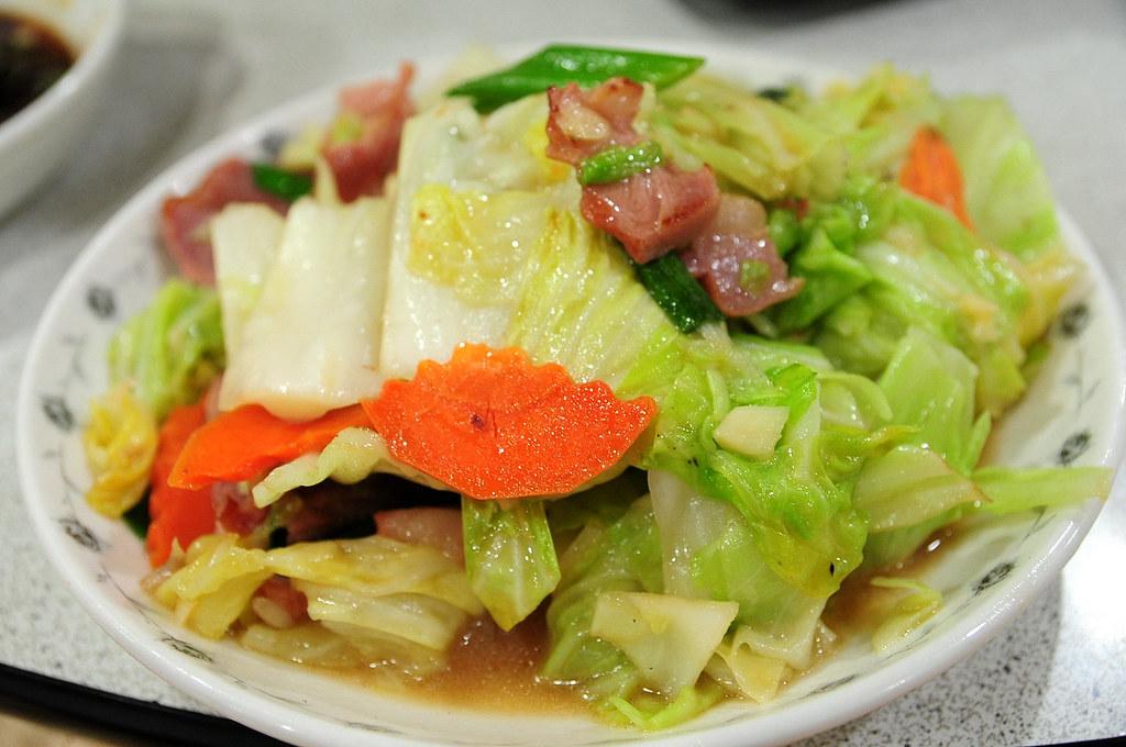 湘鼎坊-培根高麗菜