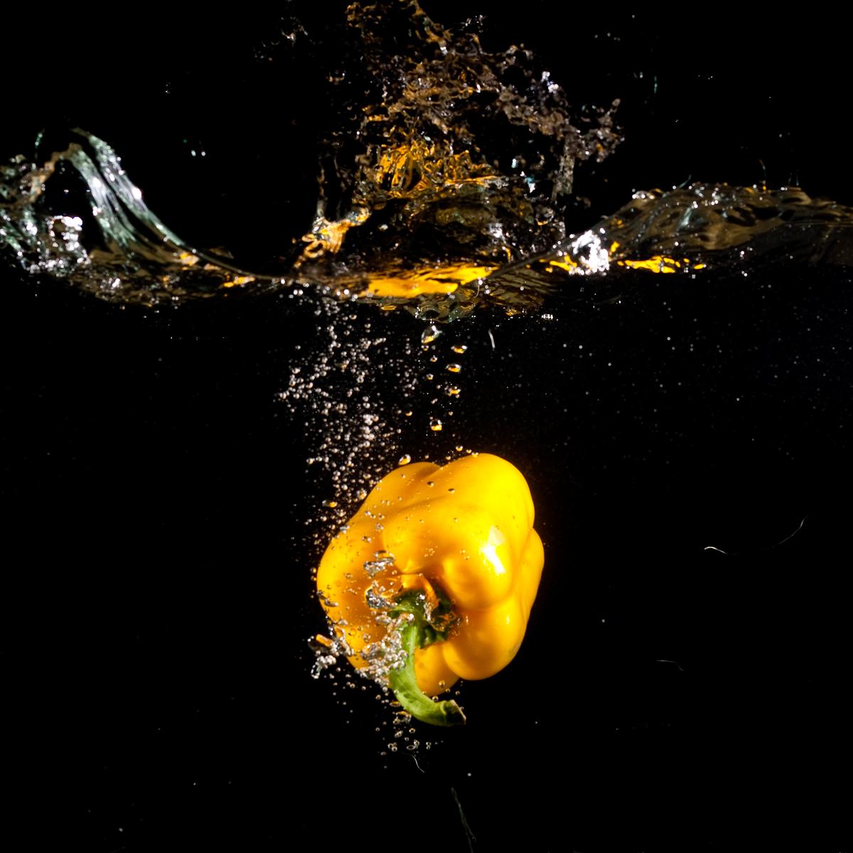 Fruit High Speed Splash