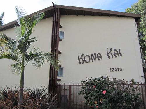 Kona Kai Apartments Torrance Ca
