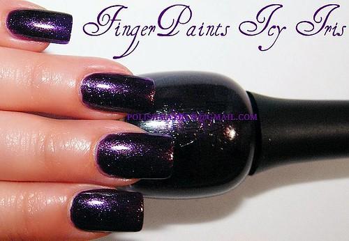 FingerPaints Icy Iris