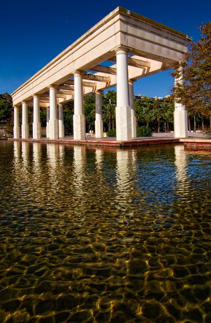 Valencia jardines del turia arquitectura de ricardo bofi flickr photo sharing - Jardin del turia valencia ...