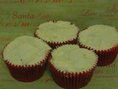 Grandma's Holiday Spice Cupcakes