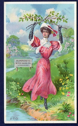 Victorian Trade Card
