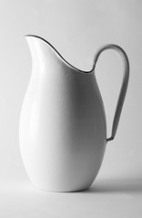 cup(0.0), drinkware(0.0), kettle(0.0), vase(0.0), teapot(0.0), art(1.0), serveware(1.0), jug(1.0), pitcher(1.0), tableware(1.0), monochrome photography(1.0), still life photography(1.0), ceramic(1.0), black-and-white(1.0),