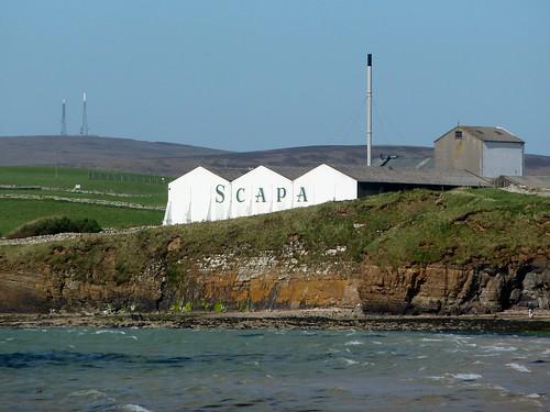 Scapa Distillery, Orkney
