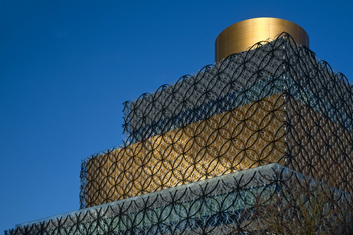 UK - Birmingham - Library of Birmingham 04