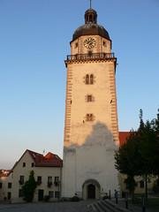 Tower in Altenburg