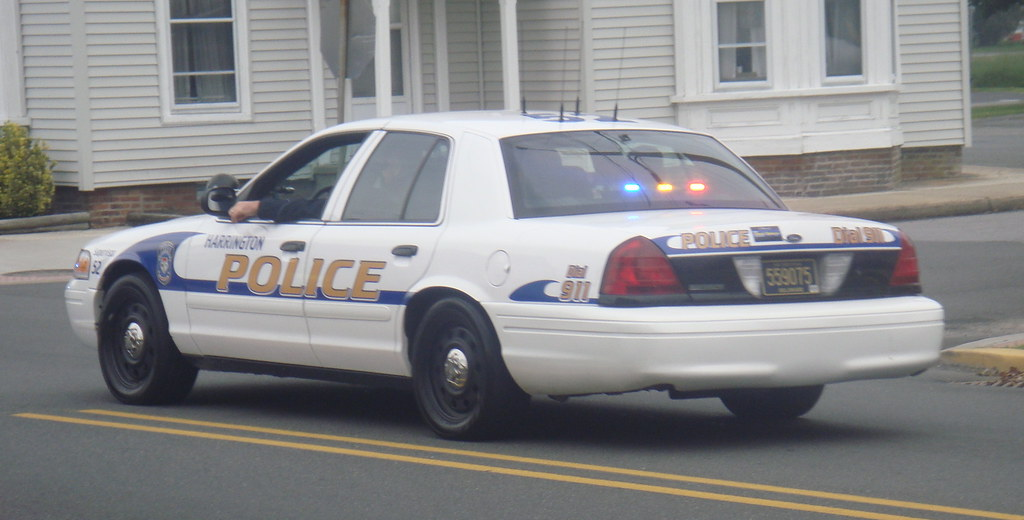 Harrington PD, Delaware
